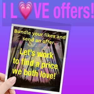 Bundle and offer your likes!